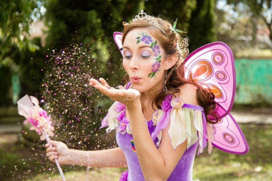 Fairy party perth wa
