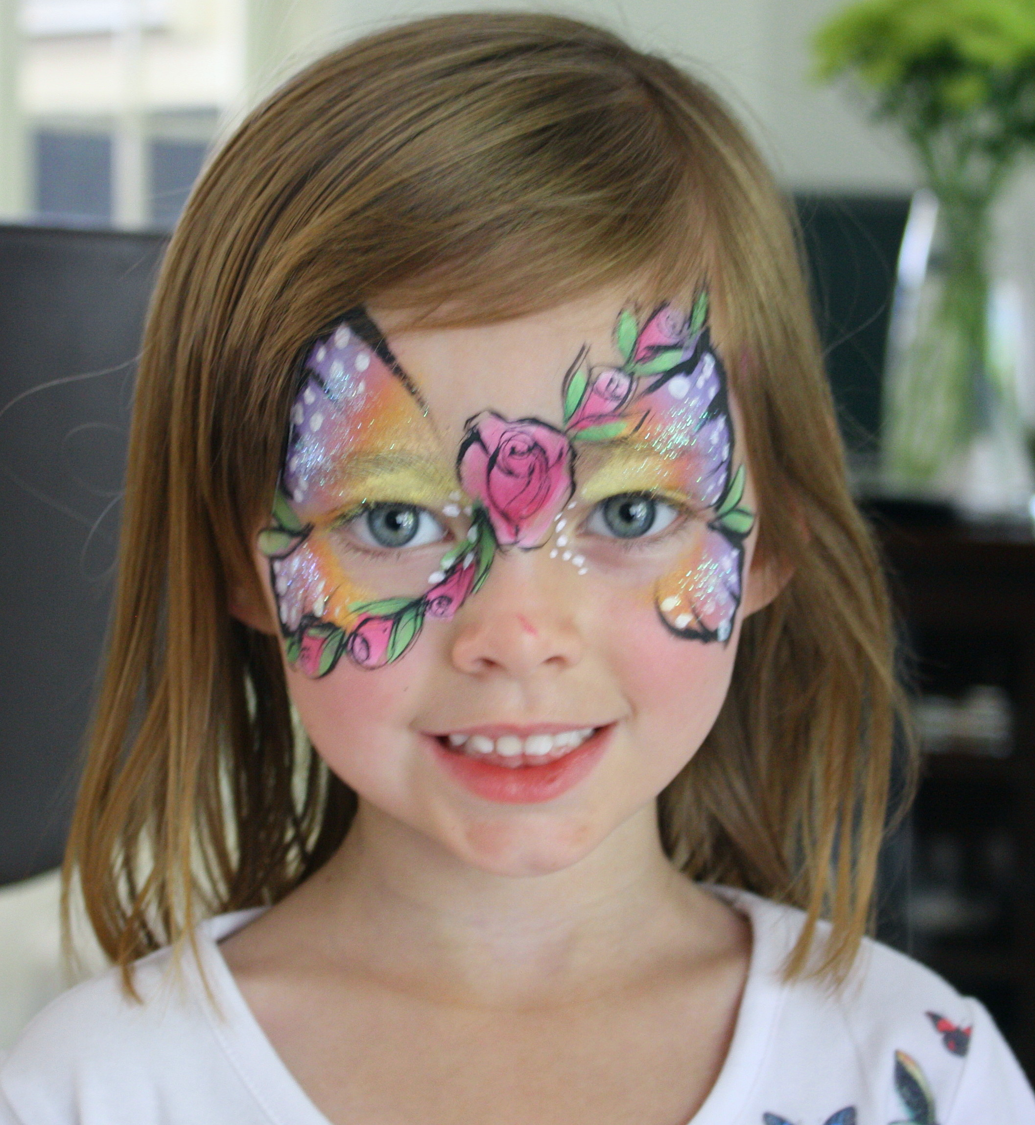 Themes encore kids parties for Face painting for parties