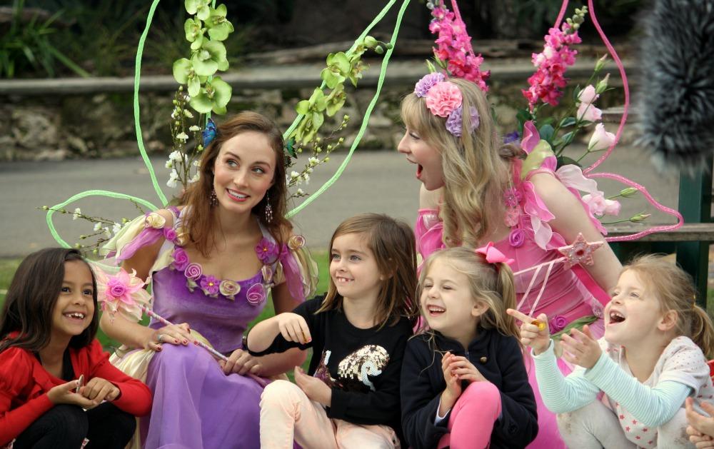 Fairy Party Entertainment Perth Encore Kids Parties