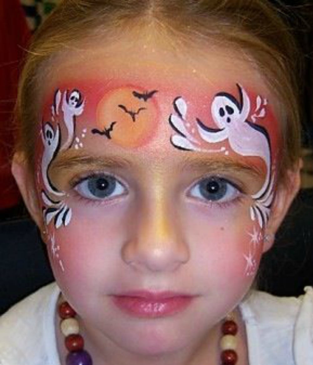 Halloween party entertainment perth encore kids parties for Face painting for parties