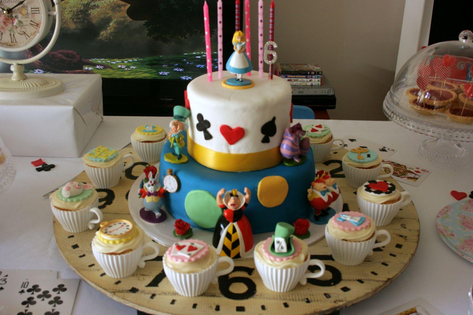 Alice In Wonderland Decoration Alice In Wonderland Tea Party Magic Encore Kids Parties