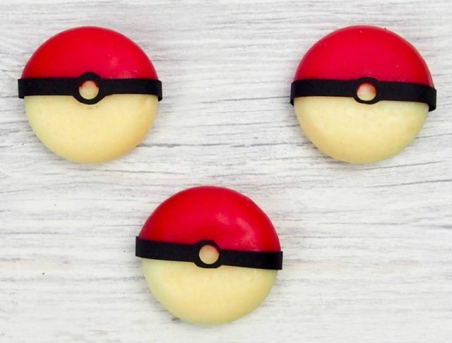 Pokemon Go food ideas, pokemon go party ideas