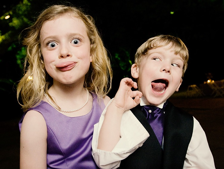 kids wedding entertainment perth, childrens entertainment at weddings, kids wedding packs