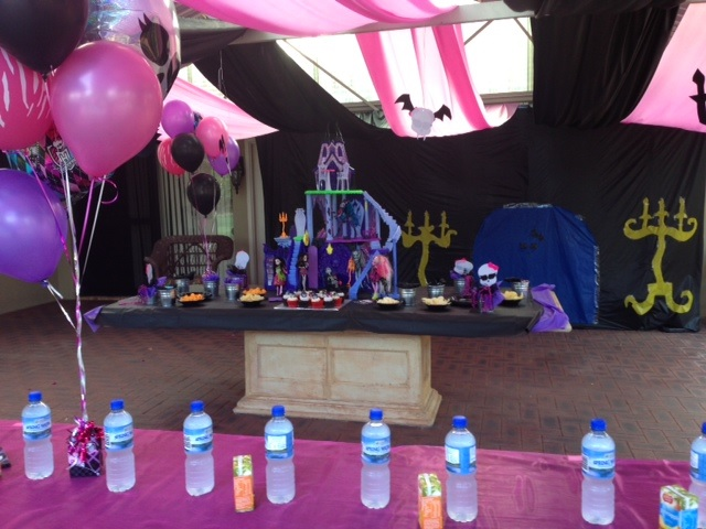 Monster High Decorations, Monster High Party Supplies, Monster High Party Perth