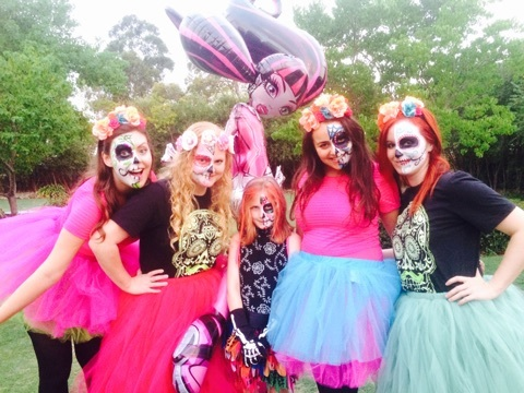 Monster High Party Ideas, Monster High Party Games, Perth birthday Party Ideas