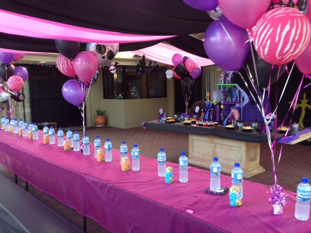 Monster High Party Ideas