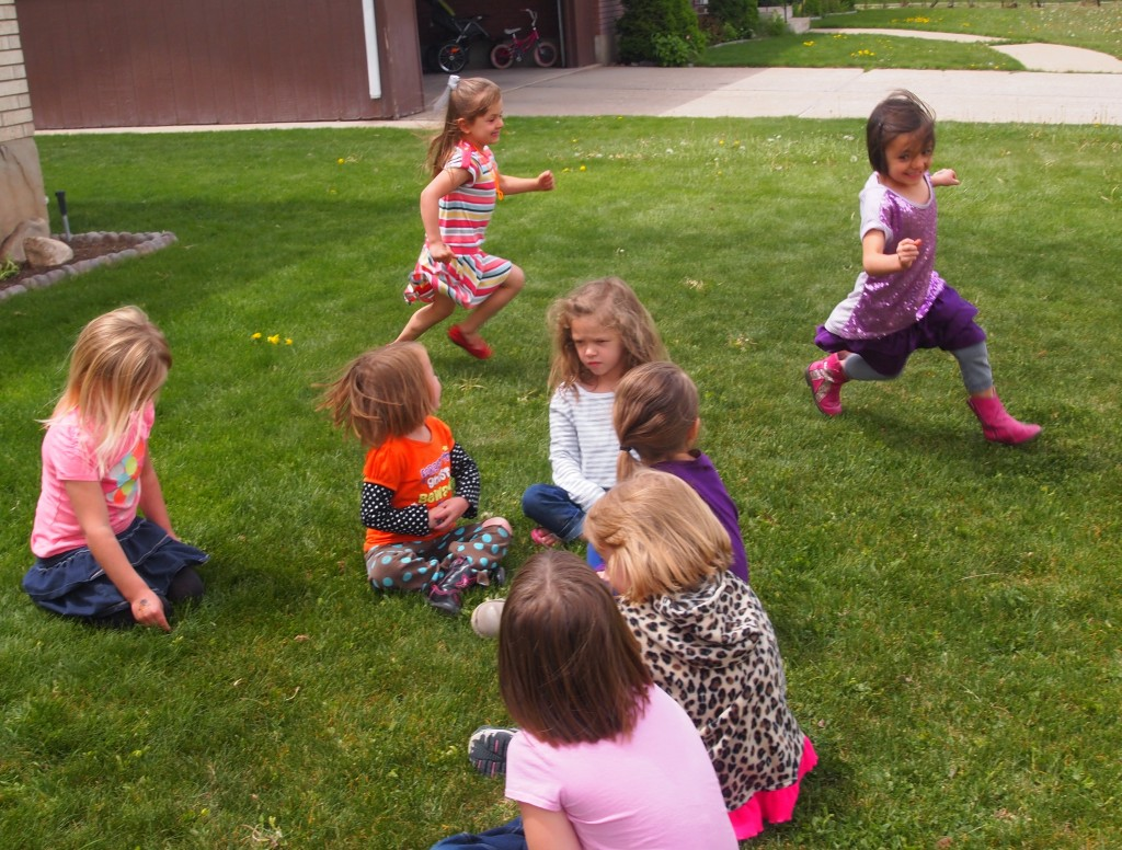 Paw Patrol Duck Duck Goose Game