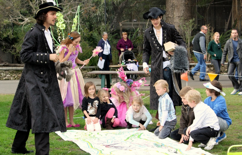 Pirate Party Perth, party for boys in perth wa