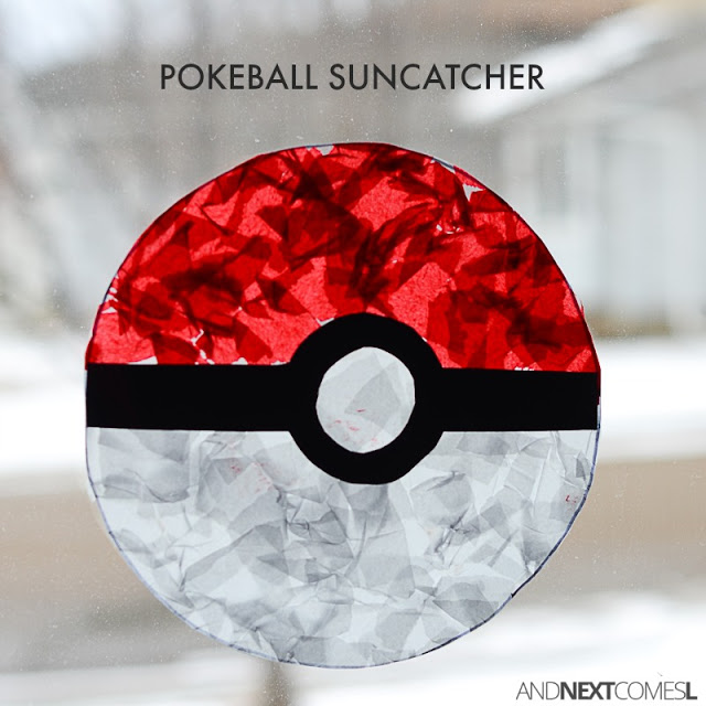 Pokemon Go Craft Ideas for boys parties Perth