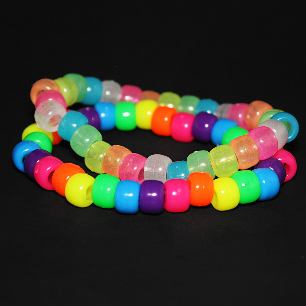 Rainbow Bead Craft, My Little Pony Craft