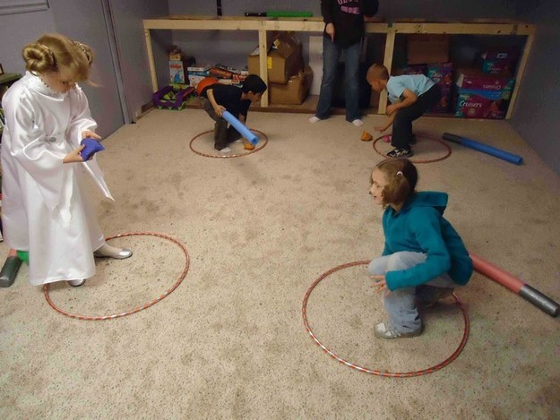star wars party game,star wars the force awakens party perth