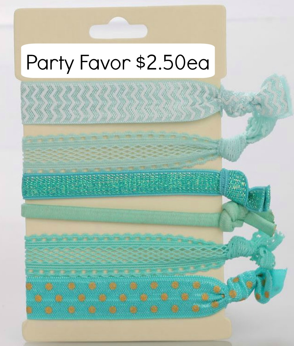 party favor, girls party bags
