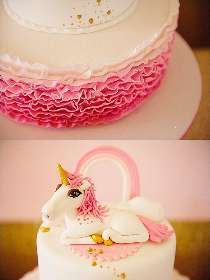 Unicorn Cake, Nicole Duncan Photography perth, Fairy party perth