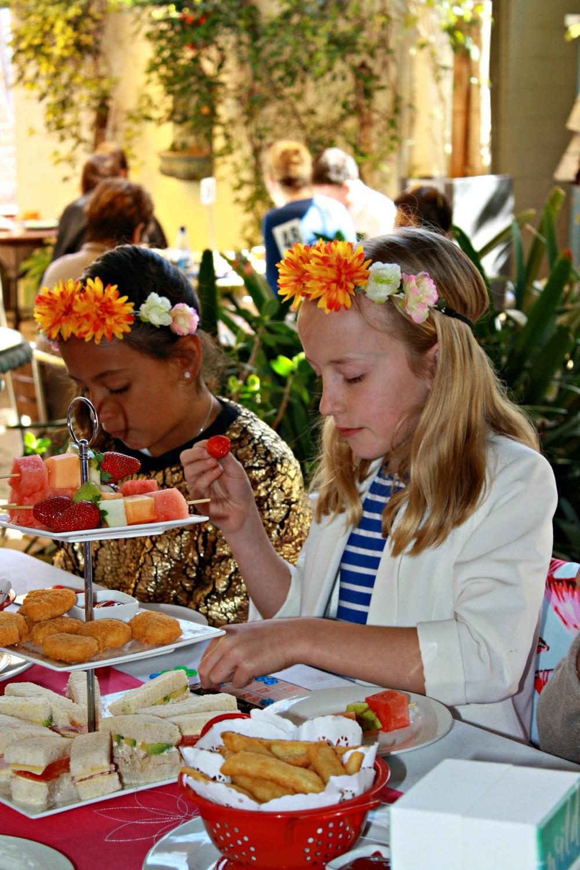 Children's Tea Party Perth | Encore Kids Parties
