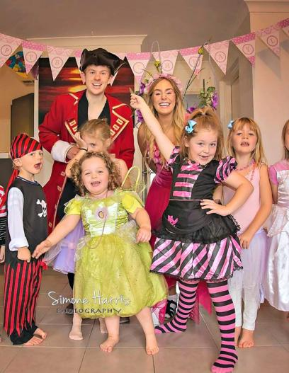 image for Fairy and Pirate Parties