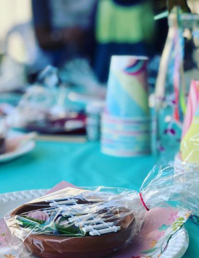 image for Tea Parties at the Secret Garden
