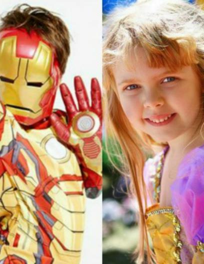 image for Superhero & Princess Party Games