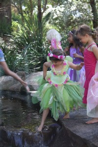 Fairyland parties in Kings Park Botanical Gardens